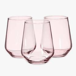Pasabache - Set por 3 vasos Allegra 425 ml