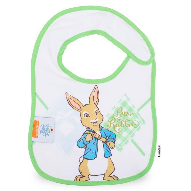 Pjmask - Babero piñata Peter rabbit