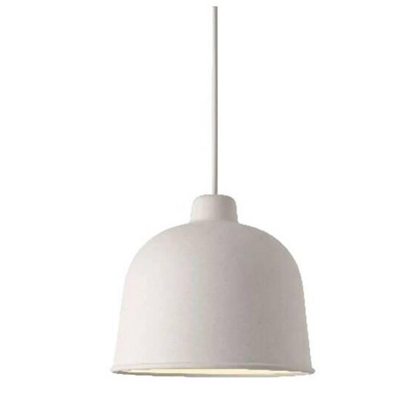 Lámpara colgante industrial vintage Fyllo 20x18 cm