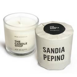 The Candle Shop - Vela aromática Sandia Pepino 8x8 cm