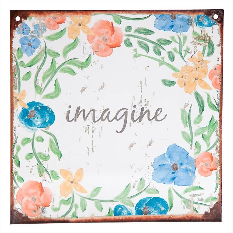 Cartel Imagine 20x20 cm