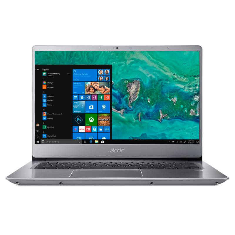 "Acer - Notebooks Swift3 CI5 14"" 8GB Ssd 256GB"