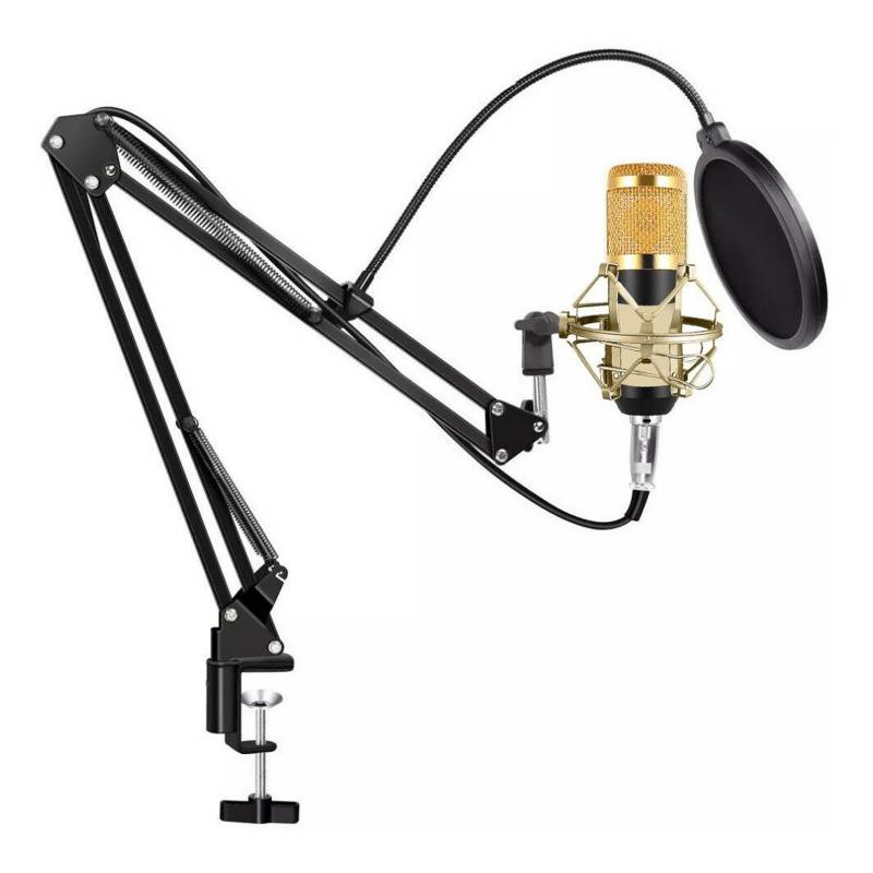 Gadnic - Micrófono condenser profesional MICCOND5