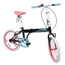 Dencar - Bicicleta plegable bia R20