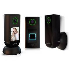 HIPCAM - Set 3 cámaras IP interior, exterior + Doorbell