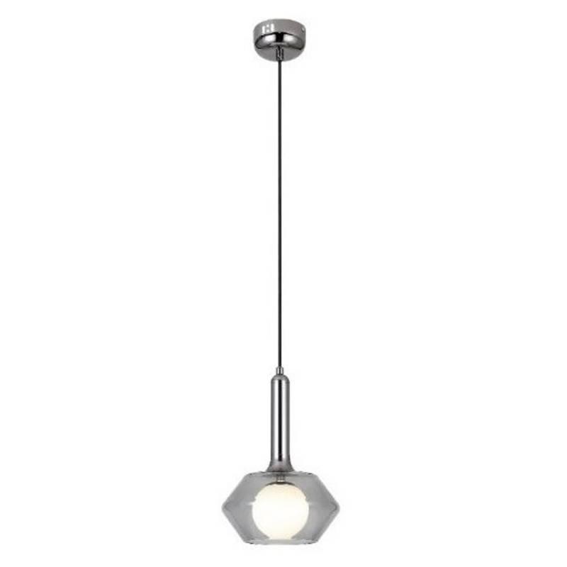 Lámpara colgante Geros 32x20cm