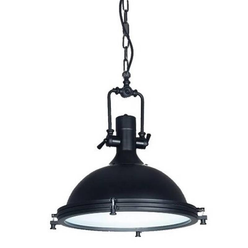 Lámpara colgante Terestia 40x40cm