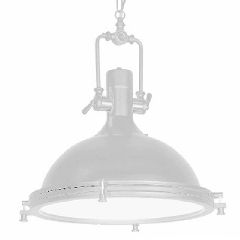 Lámpara colgante Terestia 50x40cm