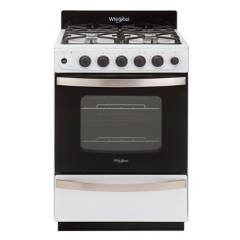 Whirlpool - Cocina WFB57DIDNA gas natural 56 cm