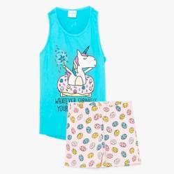 Yamp - Pijama Unicornio 2 a 8
