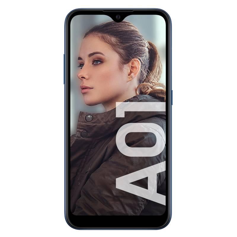 Samsung - Celular libre A01 32GB 2GB RAM