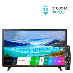 "LG - Smart TV 43"" 43LM6350PSB Full HD"