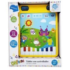 Ok Baby - Tablet con actividades