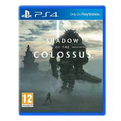 Sony - Videojuego Shadow Of The Colossus Ps4