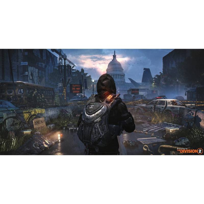 Ubisoft - Videojuego Tom Clancys The Division 2 Ps4