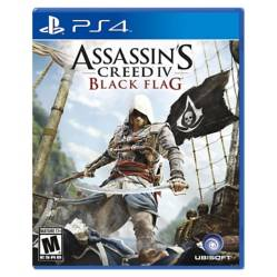 Ubisoft - Videojuego Assassins Creed IV 4 Black Flag Ps4