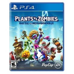 Electronic Arts - Videojuego Plants Vs Zombies Battle For Neighborville Ps4