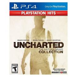 Sony - Videojuego Uncharted The Nathan Drake Collection Ps4
