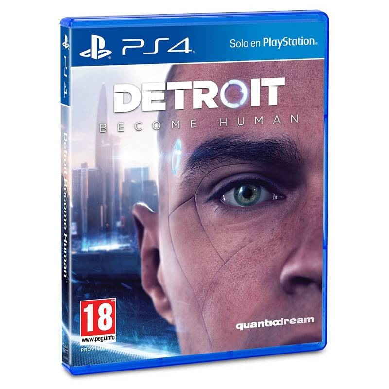 Sony - Videojuego Detroit Become Human Ps4
