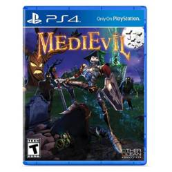 Sony - Videojuego MediEvil Ps4