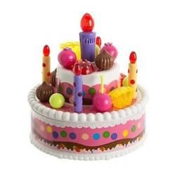 Juliana - Torta de cumpleaños unicornio chica