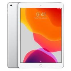 """Apple - iPad Wi-Fi 32GB 10.2"""" silver"""