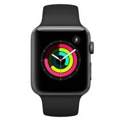 Apple - Apple Watch Series 3 GPS 42mm