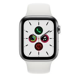 Apple - Apple Watch Series 5 GPS 44mm