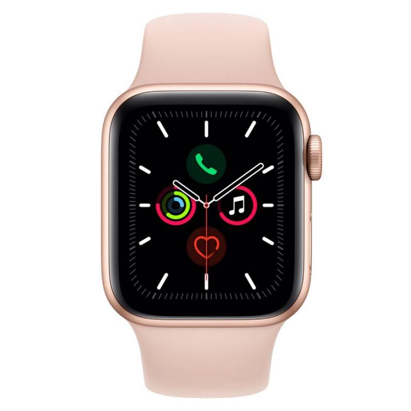 Apple - Apple Watch Series 5 GPS 40mm