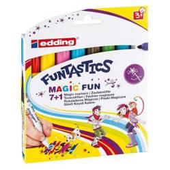 Edding - Marcadores Funtastics magic fun
