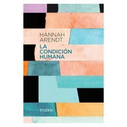 Planeta de libros Argentina - La condición humana-Hannah Arendt.