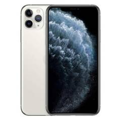 Apple - iPhone 11 Pro Max 64GB silver