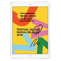 "Apple - iPad Wi-Fi 128GB 10,2"""