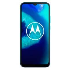 Motorola - Celular libre G8 Power Lite T Azul 64 GB GB RAM