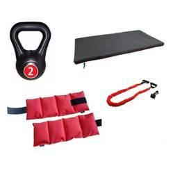 BSFit - Kit de entrenamiento funcional Sport