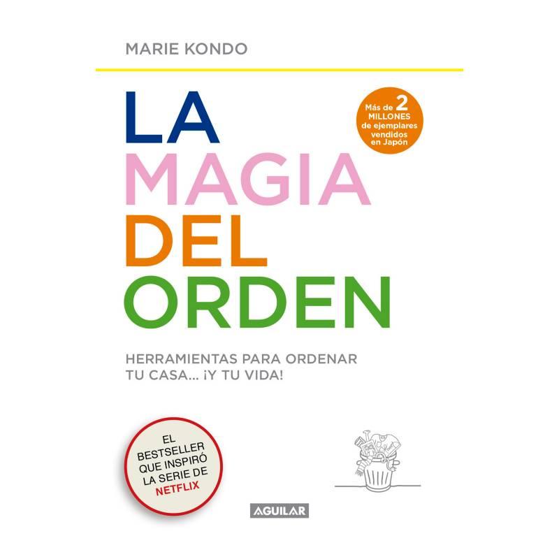 Penguin - La magia del orden - Marie Kondo