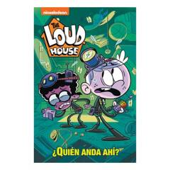 Penguin - The loud house ¿Quién anda ahí?  - Nickelodeon