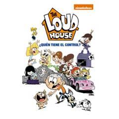 Penguin - The loud house ¿Quién tiene el control? - Nickelodeon