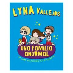 Penguin - Una familia anormal y unas vacaciones muy extrañas - Lyna Vallejos