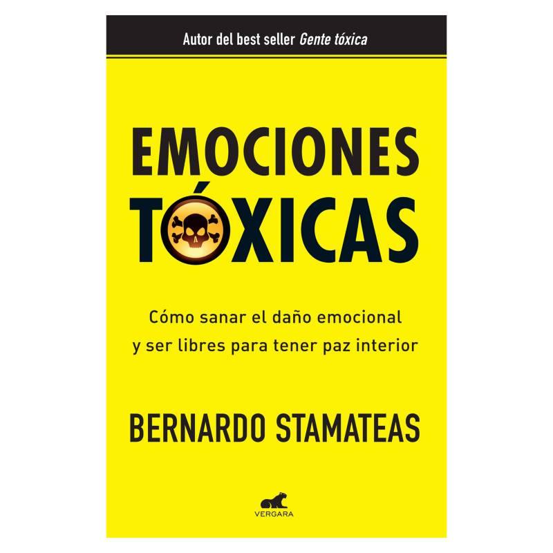 Penguin - Emociones tóxicas - Bernardo Stamateas