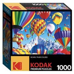 Kodak - Rompecabezas 1000 piezas globos aerostáticos