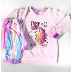 Innocenza - Pijama Unicorn Micropolar