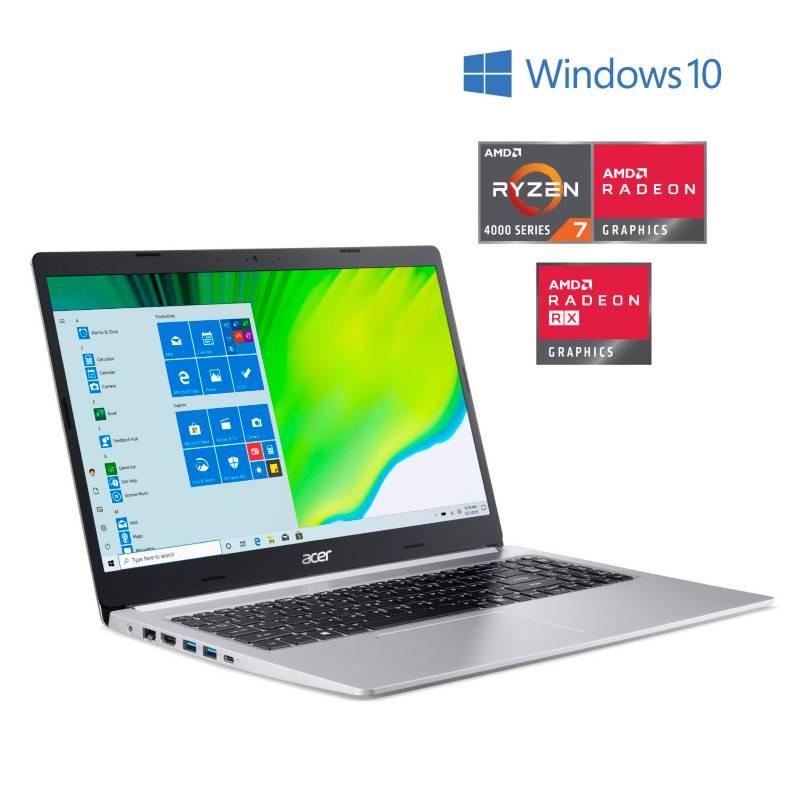 Acer - Notebook AMD RYZEN R7 A515-44-R03R-AR 8GB RAM