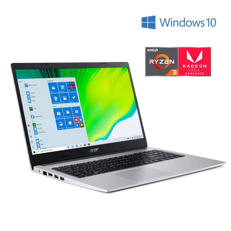 Acer - Notebook AMD RYZEN R3 A314-22-R7F4-ES 4GB RAM