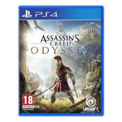 Ubisoft - Videojuego Assassin's Creed Odyssey PS4
