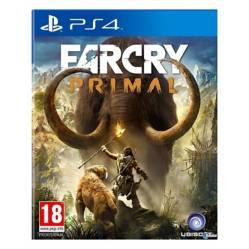 Ubisoft - Videojuego Far Cry Primal PS4