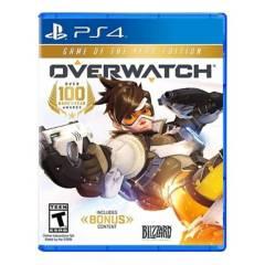 Sony - Videojuego Overwatch PS4
