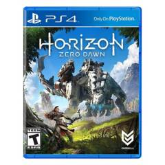 Sony - Videojuego Horizon Zero Dawn PS4