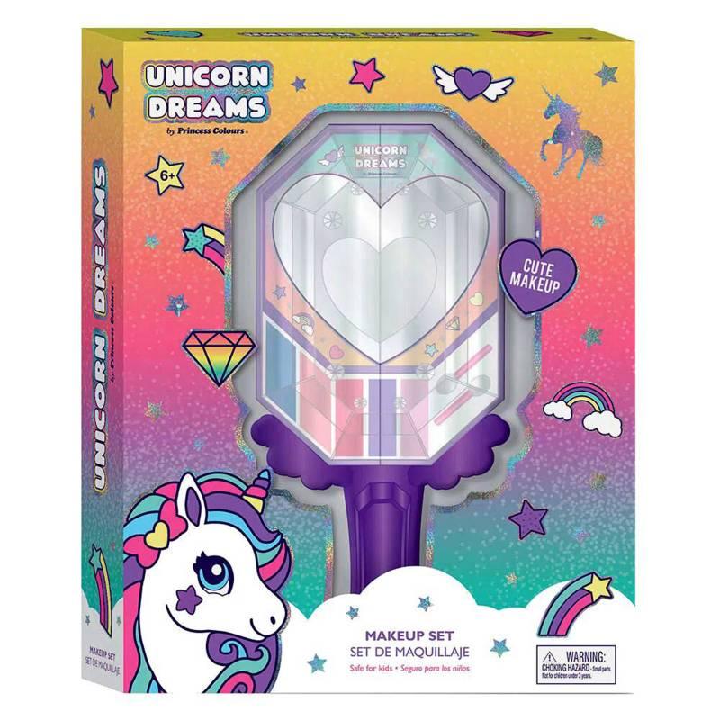 Princess Colours - Maquillaje infantil Unicorn Dreams