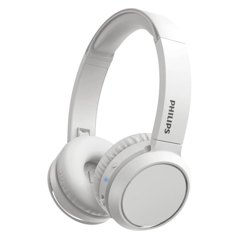 Philips - Auriculares vincha TAH4205WT/00 bluetooth
